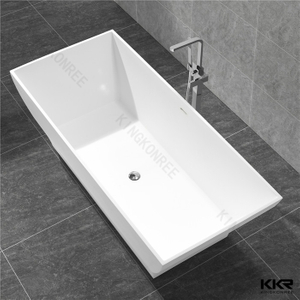 Stone freestanding bathtub KKR-B052